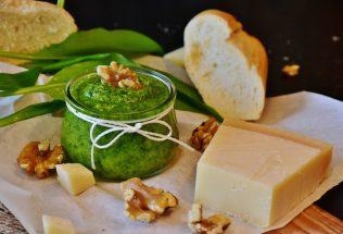 Prendre conger de l'été avec un pesto de pistaches au basilic
