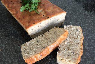 Pain sans gluten – cuisson à la vapeur !