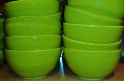 Recette de «Soupe toute verte et pourquoi pas crue !