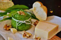 Pesto hot aux noix de grenoble et ail des Ours !