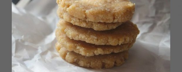 «Bis-crus» à la vanille et sans farine